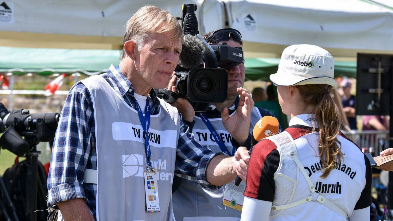 Foto: DSB / Bogensport erfreut sich immer mehr Beliebtheit bei den TV-Sendern.