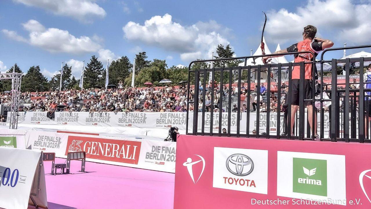 Foto: Eckhard Frerichs / Der Coronavirus verhindert auch die geplante Ausrichtung von Die Finals 2020.