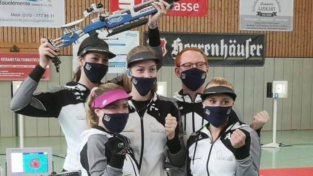 Bild: SSG Kevelaer / Der Deutsche Meister nutzt die Chance wie auch andere Vereine und präsentierte sich mit einigen neuen Gesichtern.
