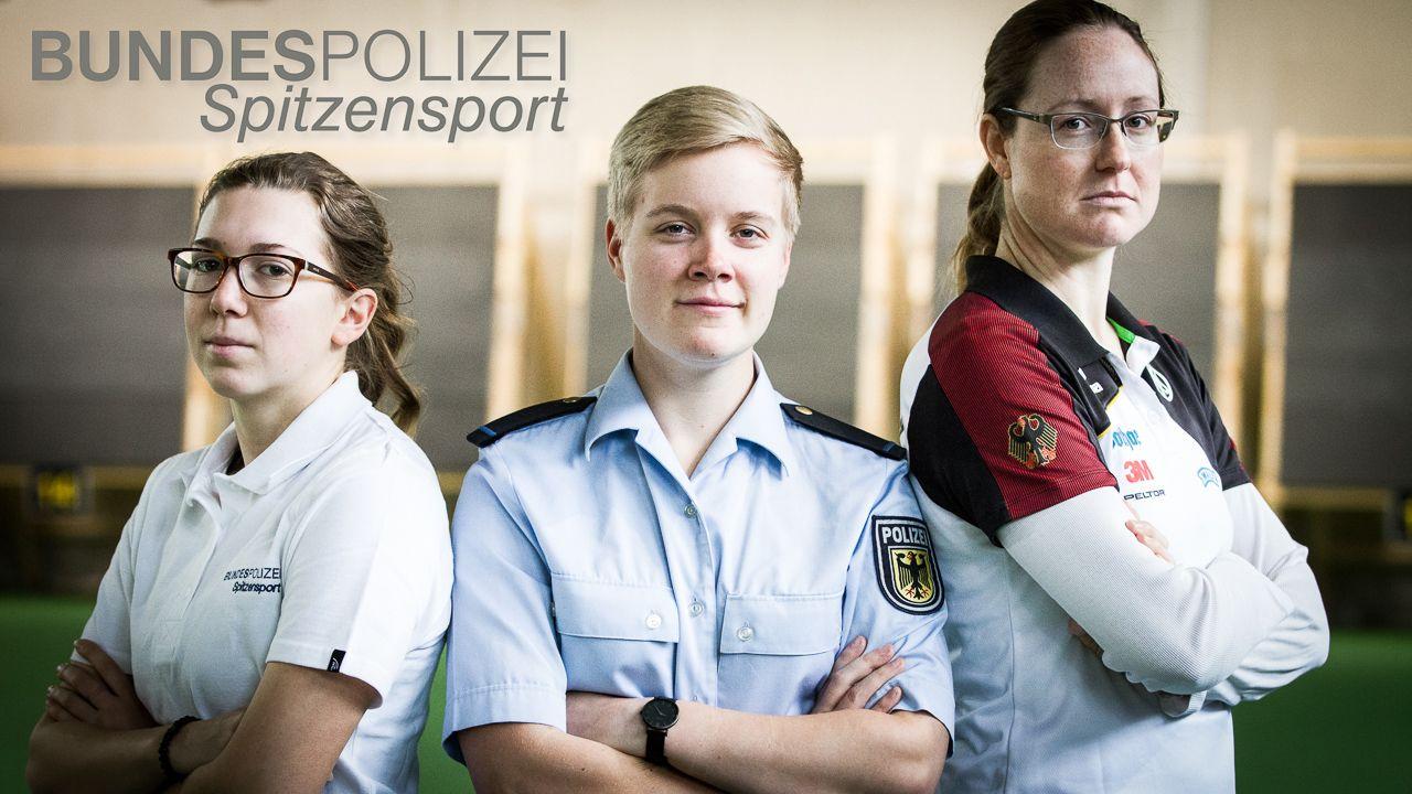 Bundespolizei Spitzensportförderung
