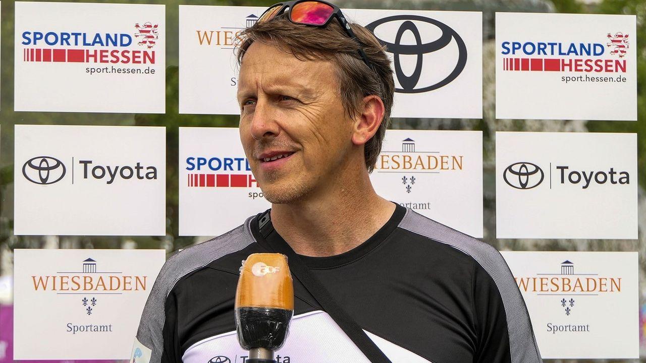 Foto: DSB / Bogen-Bundestrainer Oliver Haidn wird beim nächsten DSB-Webinar der Referent sein.