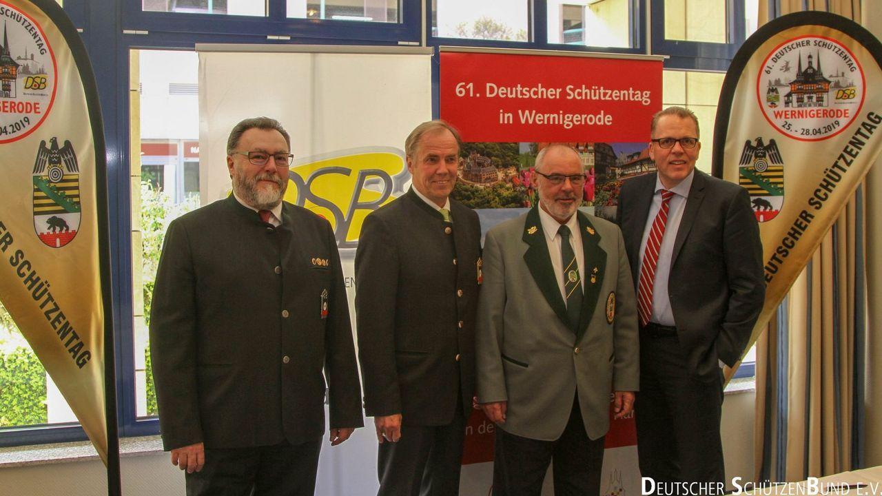 Foto: DSB / Pressekonferenz DST Wernigerode