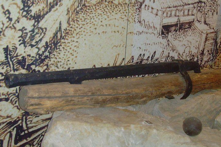 Hakenbüchse um 1500