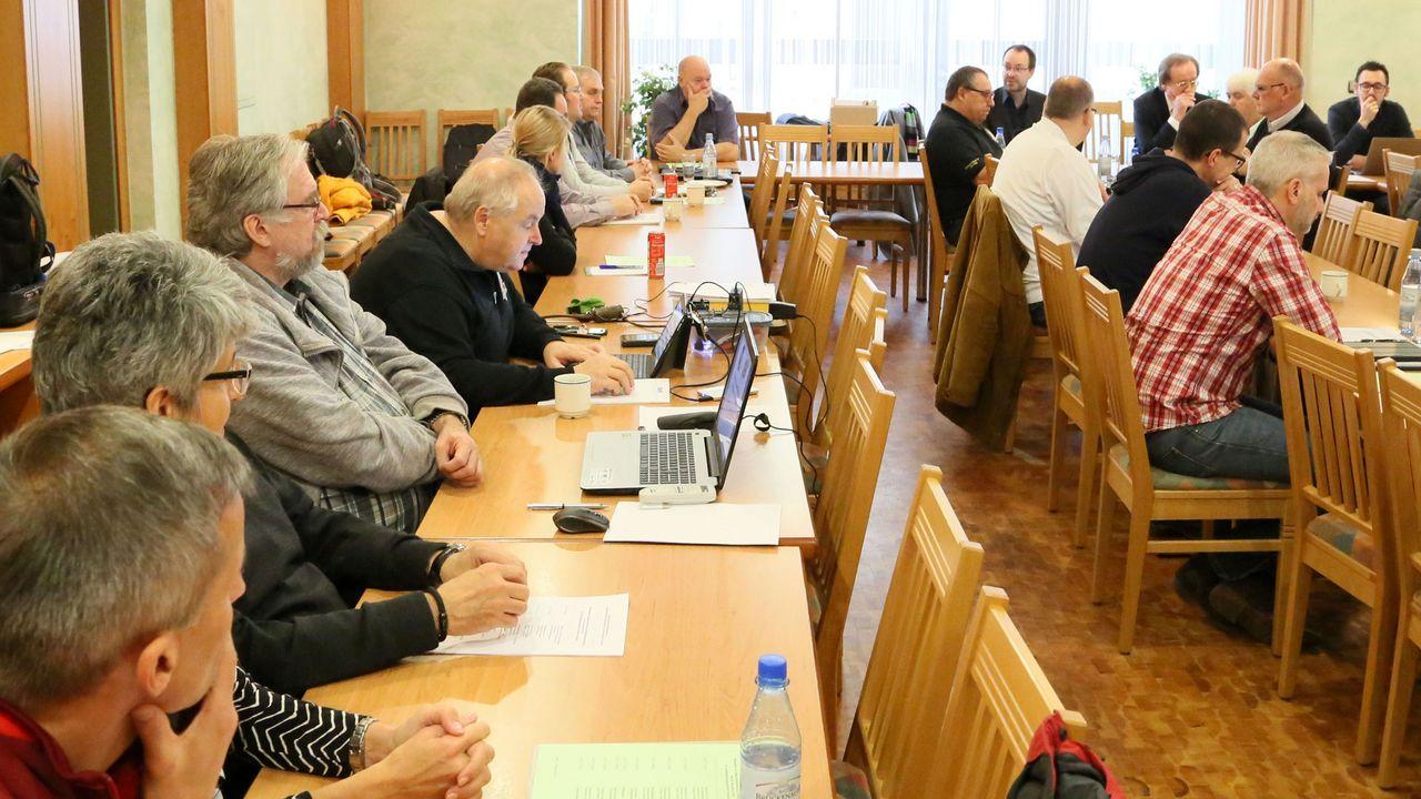 Foto: Werner Wabnitz / Die Teilnehmer an der ersten Regionalkonferenz hörten interessante Vorträge.