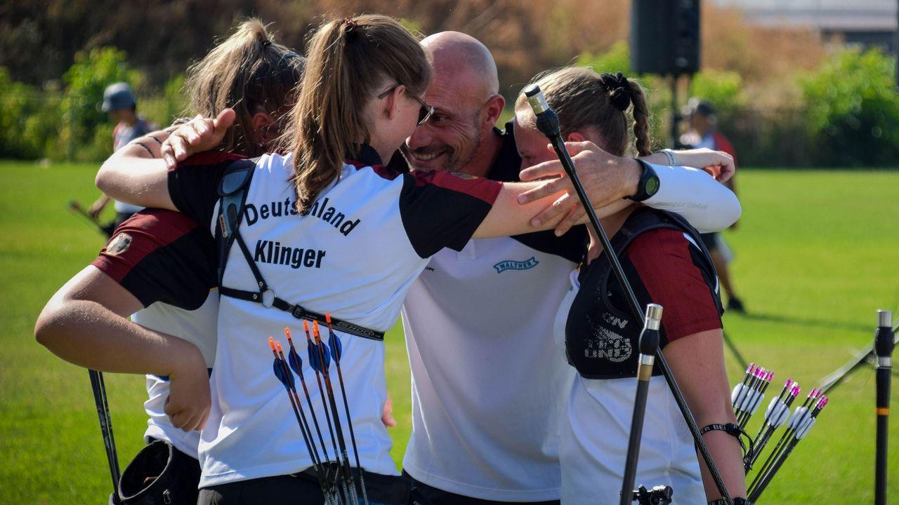 """Junioren-WM Bogen Wroclaw: """"Eine Medaille ist das Ziel"""""""