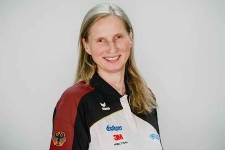 Claudia Kulla - Bundestrainerin Gewehr