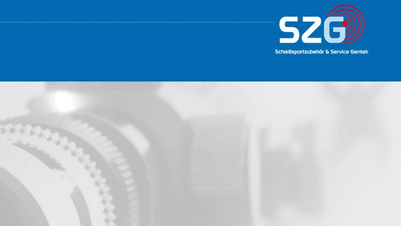 SZG - Schießsportzubehör & Service Gentek