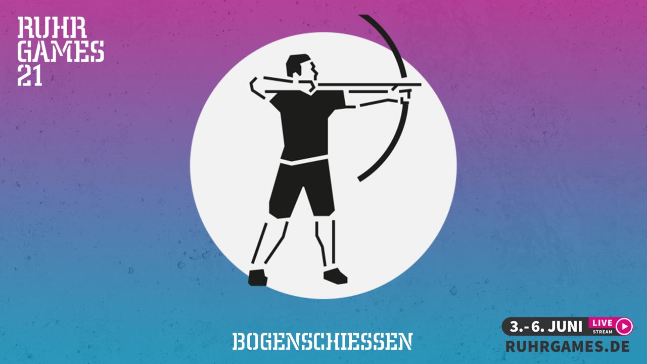 Bild: RuhrGames / Bogenschießen ist eine von 16 Sportarten, die bei den Ruhr Games vertreten ist.