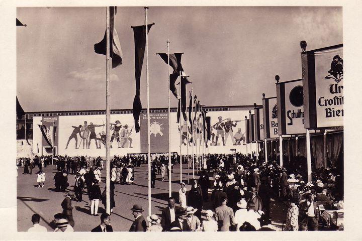 Deutsches Bundesschießen Leipzig, 1934