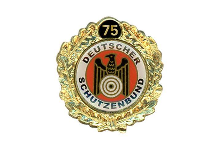 Mitgliedschaft 75 Jahre