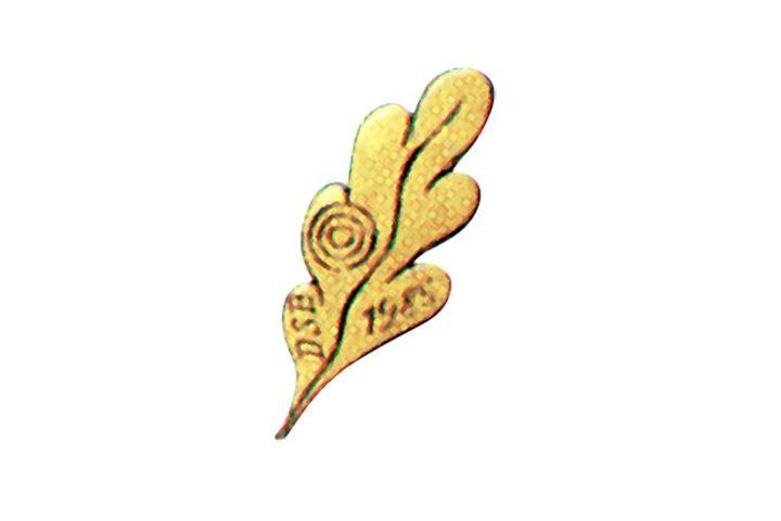 Goldenes Eichenblatt