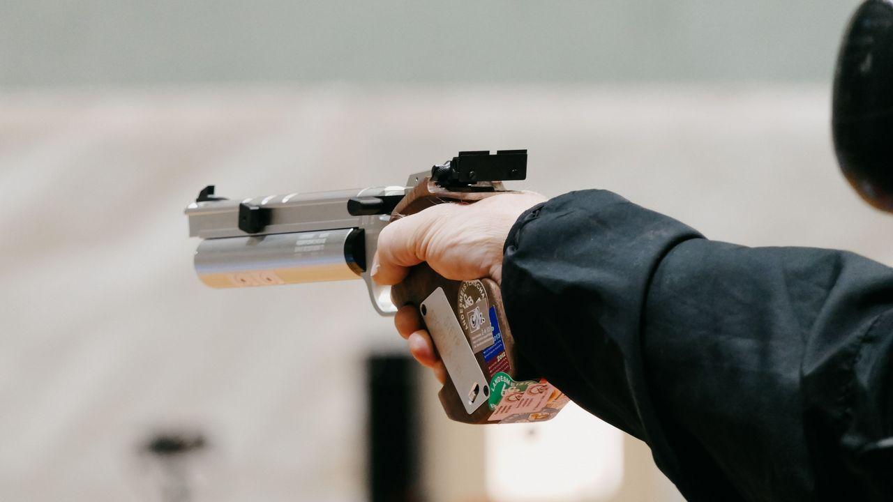 Bild: DSB / Nur Schützen in olympischen Disziplinen wie Luftpistole werden bei der EM in Osijek an den Start gehen - und auch nur im Erwachsenenbereich.