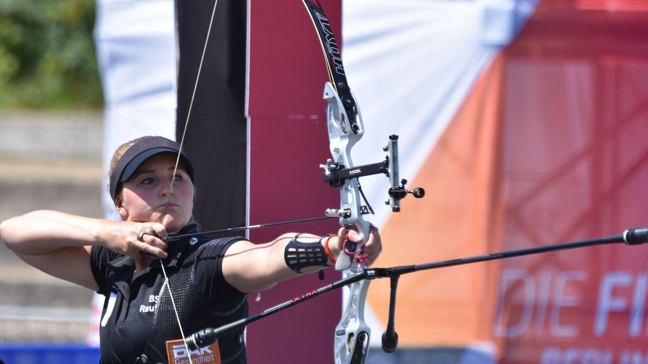 Foto: Eckhard Frerichs / Katharina Bauer sammelte mit dem Sieg bei Die Finals Selbstvertrauen für die künftigen Aufgaben.