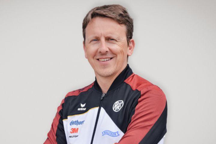Oliver Haidn - Bundestrainer Bogen (OK/PK)