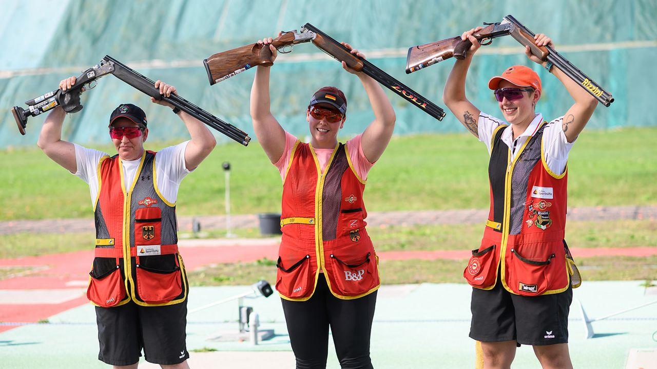 Bild: DSB / Olympionikin Nadine Messerschmidt will ihren DM-Titel verteidigen.