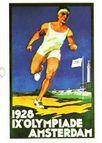 Plakat Olympische Spiele 1928