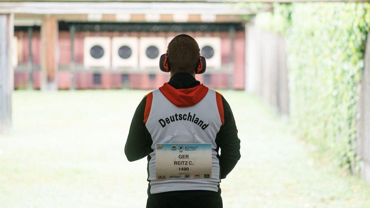 Foto: DSB / Für Deutschland beim Weltcupfinale in Putian am Start: Christian Reitz.