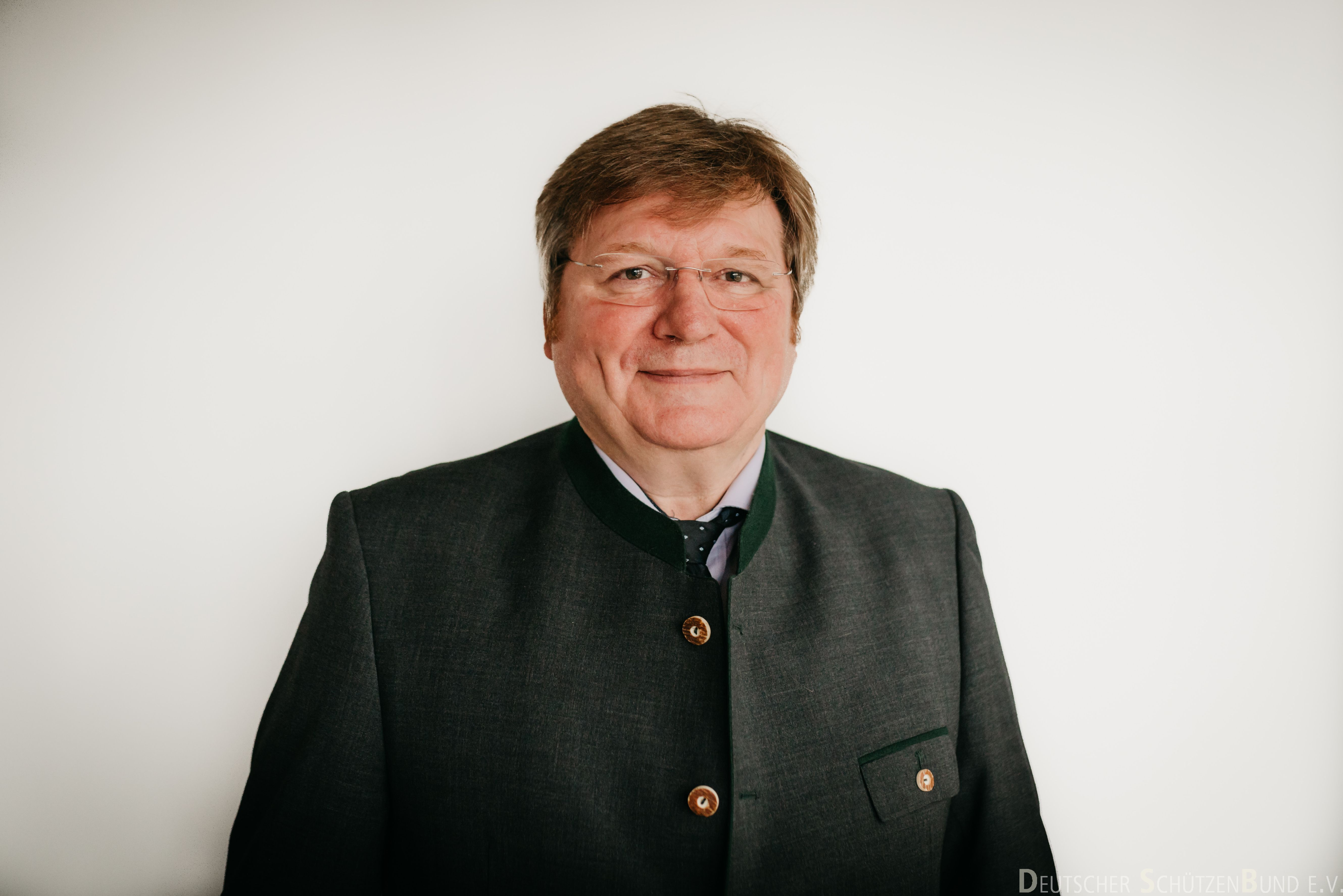 Gerd Hamm - Vizepräsident Finanzen