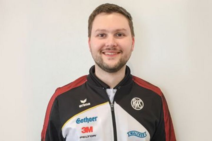 Sebastian Rosner - Luft-/Sportpistole