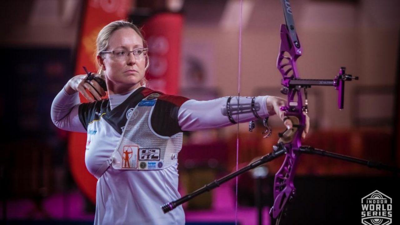 Foto: WA / Lisa Unruh siegte beim Turnier in Nimes dank einer Leistungssteigerung im Finale.