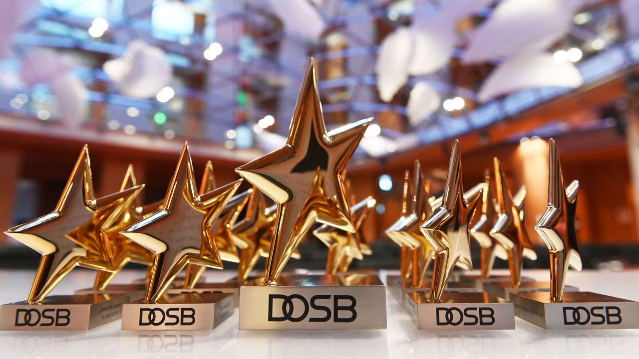 Bild: BVR / DOSB / picture alliance / Jetzt mit Ihrem Verein bewerben und eine der begehrten Trophäen gewinnen.