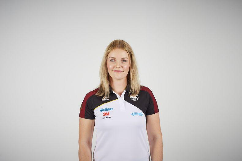 Foto: DSB / Christiane Göhring schießt bei der EM um Medaillen und Quotenplätze.