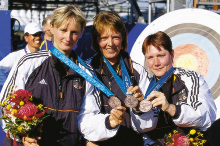 Olympische Spiele Sydney, 2000