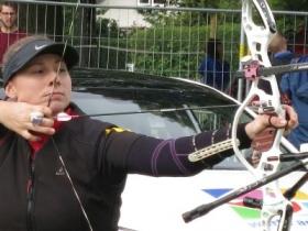 Karina Winter 20. nach der Qualifikation beim Weltcup in Medellin