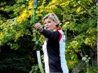 Kristina Heigenhauser ist Vizeweltmeisterin im 3D-Bogenschießen