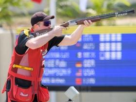 Felix Haase dritter deutscher Weltcup-Finalist