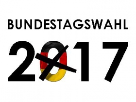 Wahlprüfsteine für die Bundestagswahl am 24.09.2017