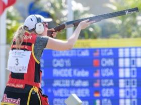 Katrin Wieslhuber überrascht mit Finalteilnahme