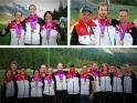 WM Feldbogen: Dreimal Gold und einmal Bronze für Deutschland