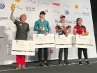 Berlin Open: Sechs Sieger aus fünf Nationen