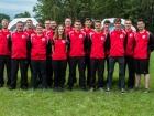 Bundesliga Bogen: Alle ins Gold in Tacherting und Zierenberg