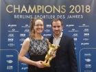 Ehrung: Lisa Unruh Berlins Sportlerin des Jahres