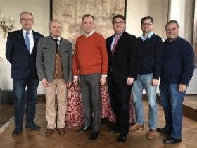 DSB und EGS vereinbaren Zusammenarbeit für UNESCO-Aufnahme