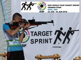 Target Sprint: Premiere in Suhl
