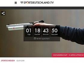 WM in Changwon: Die Schießsport-WM bei Sportdeutschland.TV