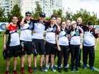 Bogen Recurve: C-Kader trainiert in Antalya