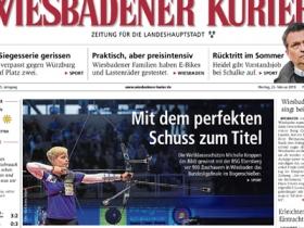 Bundesligafinale Bogen: Lauter zufriedene Gesichter