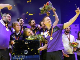 Bundesligafinale Bogen: Ebersberg erstmals ganz oben