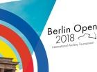 Berlin Open: Über 450 Teilnehmer aus 27 Nationen am Start