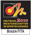 Deutsche Meisterschaft Bogen FITA 2010 in Burg auf Fehmarn